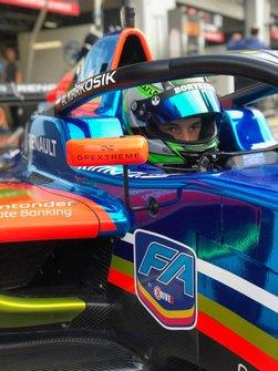 Alex Karkosik, Formula Renault