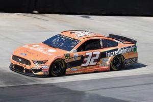 Corey LaJoie, Go FAS Racing, Ford Mustang Incredible Bank