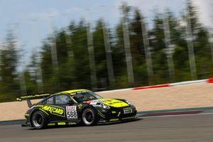 #588 Porsche 911 GT3 Cup: Ralf Schall, Christopher Gerhard