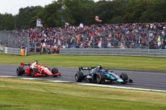Nicholas Latifi, Dams e Mick Schumacher, Prema Racing