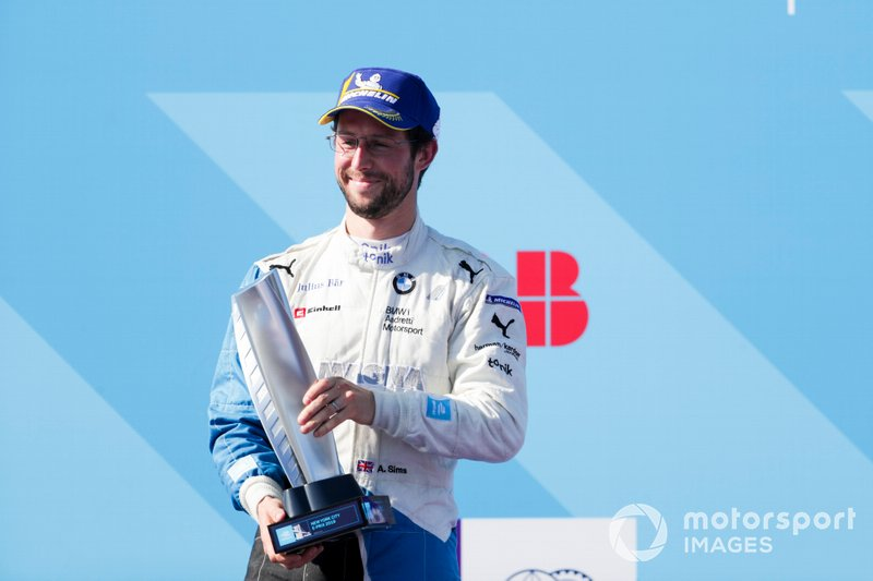 #27 Alexander Sims (BMW i Andretti)