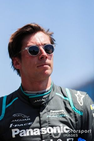Alex Lynn, Panasonic Jaguar Racing