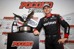 Will Power, Team Penske Chevrolet, podium