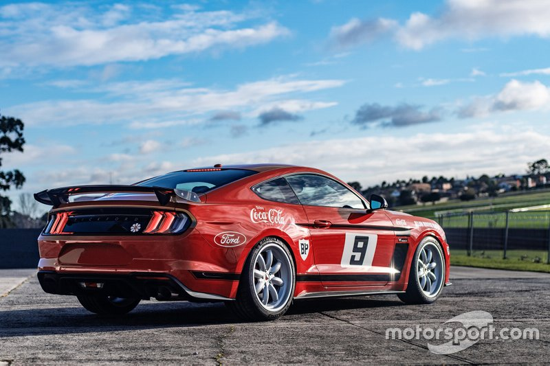 Tickford Trans-Am Mustang