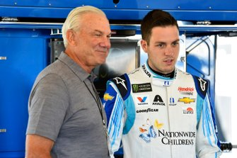 Alex Bowman, Hendrick Motorsports, Chevrolet Camaro Nationwide Children's Hospital and Dale JArrett