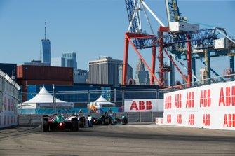 Alex Lynn, Panasonic Jaguar Racing, Jaguar I-Type 3 Alexander Sims, BMW I Andretti Motorsports, BMW iFE.18, Daniel Abt, Audi Sport ABT Schaeffler, Audi e-tron FE05