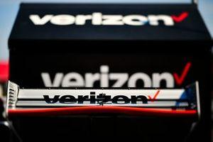 Will Power, Team Penske Chevrolet rear wing