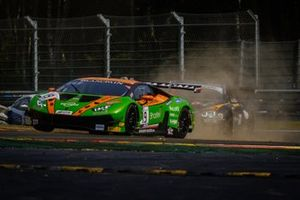 #19 GRT Grasser Racing Team Lamborghini Huracan GT3 2019: Arno Santamato, Gerhard Tweraser, Lucas Mauron, Andrea Amici