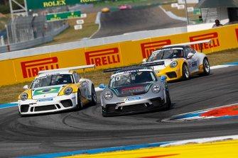 Pontus Fredricsson, Porsche Carrera Cup Scandinavia