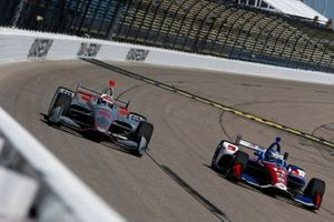 Will Power, Team Penske Chevrolet, Tony Kanaan, A.J. Foyt Enterprises Chevrolet
