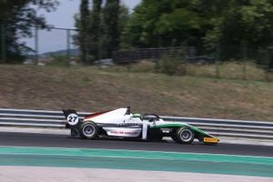 David Schumacher, US Racing, Hungaroring