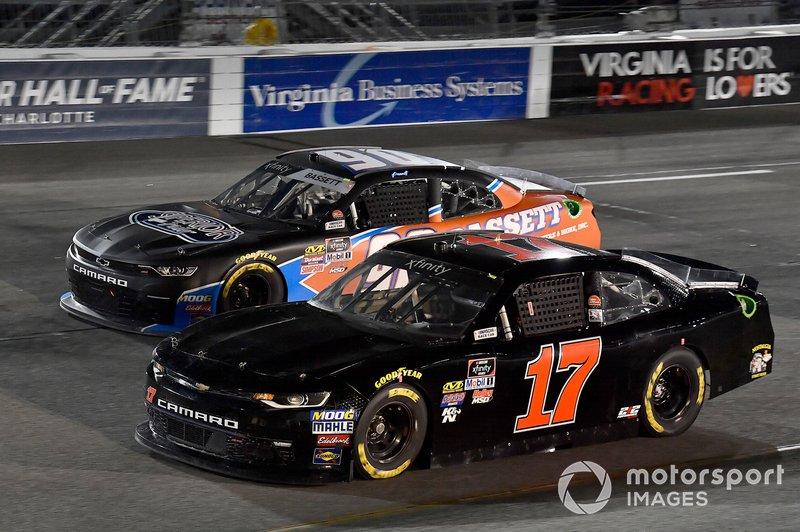 Mike Harmon, Rick Ware Racing, Chevrolet Camaro