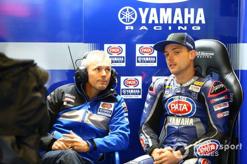 Alex Lowes, Pata Yamaha, Pitt