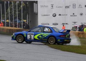 Subaru Impreza Petter Solberg