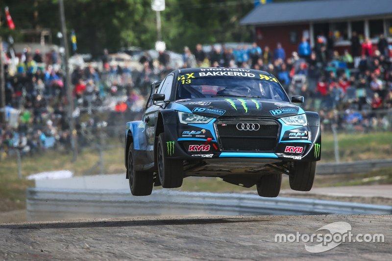 Andreas Bakkerud, Monster Energy RX Cartel