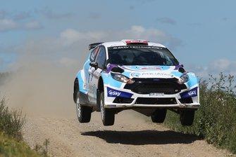 Sylwester Płachytka, Jacek Nowaczewski, Ford Fiesta R5, RSMP, ERC, Rally Poland
