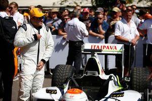 Rubens Barrichello, Brawn BGP 001
