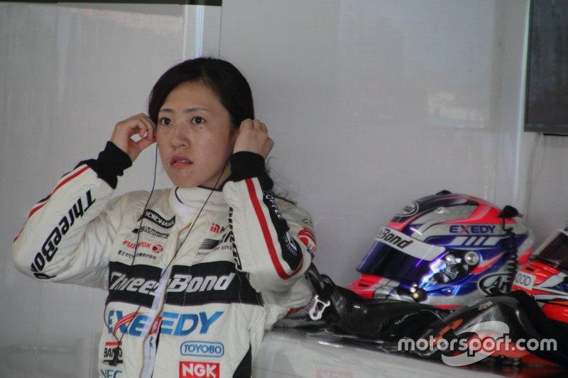 Ai Miura (THREEBOND RACING)