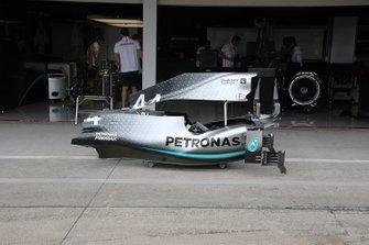 Mercedes F1 AMG W10, cover
