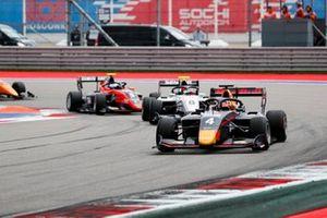 Liam Lawson, MP Motorsport and Fabio Scherer, Sauber Junior Team by Charouz