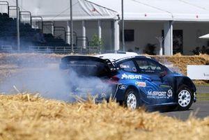 Endaff Evans Ford Fiesta WRC