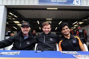 #43 RLR MSport Oreca 07 Gibson: John Farano, Matthieu Vaxiviere, Arjun Maini
