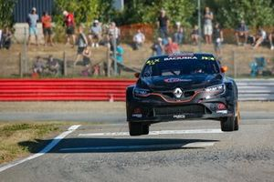 Rokas Baciuska, GK Competition Renault Megane