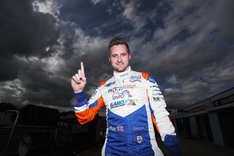 Ganador de la pole Sam Tordoff, AMD Tuning Honda Civic