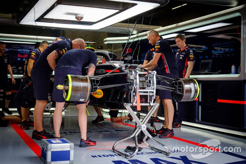 Red Bull Racing RB15 de Max Verstappen