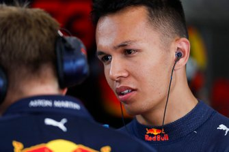 Alex Albon, Red Bull
