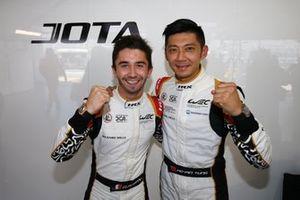 #37 Jackie Chan DC Racing Oreca 07: Ho-Pin Tung, Gabriel Aubrey