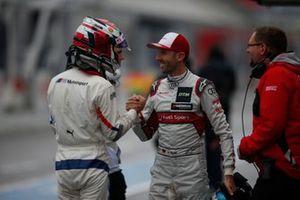 René Rast, Audi Sport Team Rosberg, Sheldon van der Linde, BMW Team RBM