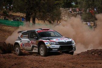 Kajetan Kajetanowicz, Maciej Szczepaniak,Skoda Fabia R5, Rally Turkey, WRC, WRC 2