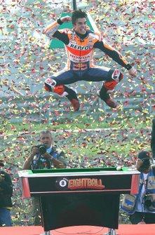 Il vincitore della garaMarc Marquez, Repsol Honda Team