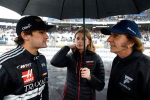 Pietro Fittipaldi, Audi Sport Team WRT and Emerson Fittipaldi