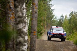 Яри Хуттунен и Микко Лукка, Hyundai i20 R5