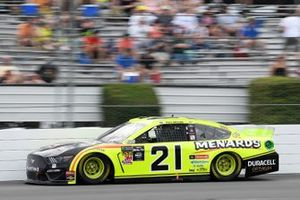 Paul Menard, Wood Brothers Racing, Ford Mustang Menards / Duracell Optimum