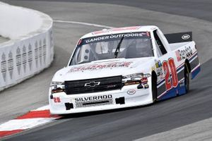 Dylan Lupton, Young's Motorsports, Chevrolet Silverado