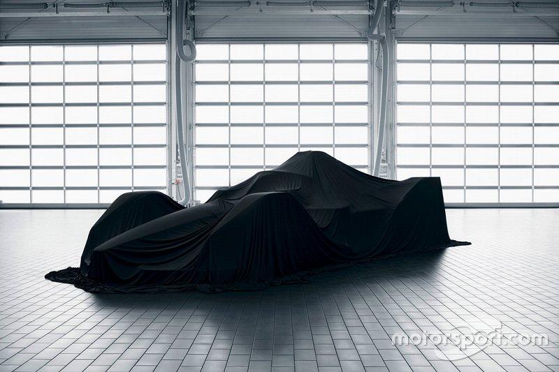 Porsche Formula E, sotto il telo