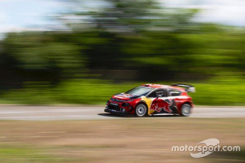 Valteri Bottas, Citroen C3 WRC