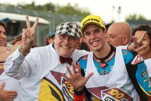 Alex Marquez, Marc VDS Racing, mit Marc van der Straten