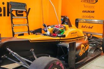 David Vidales, Campos Racing test