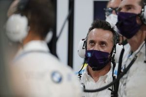 Roger Griffiths, Team Principal, BMW i Andretti Motorsport