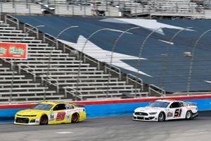 Josh Bilicki, Rick Ware Racing, Chevrolet Camaro Junction Fuels and Joey Gase, Petty Ware Racing, Ford Mustang