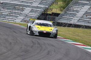 Drudi Mattia, Agostini Riccardo, Mancinelli Daniel, Audi R8 #12, Audi Sport Italia