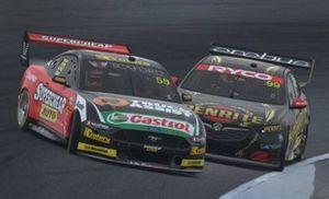 Джек Ле Брок, Tickford Racing, и Антон Де Паскуале, Erebus Motorsport
