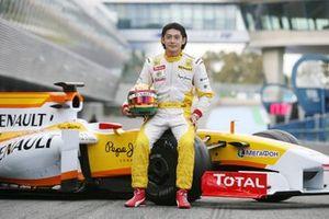 Ho-Ping Tung, Renault R29