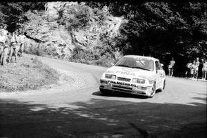 Omer Saelens, Jeannick Breyne, Ford Sierra RS Cosworth