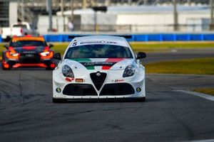 Martin Jensen, Romeo Ferraris, Alfa Romeo Giulietta TCR
