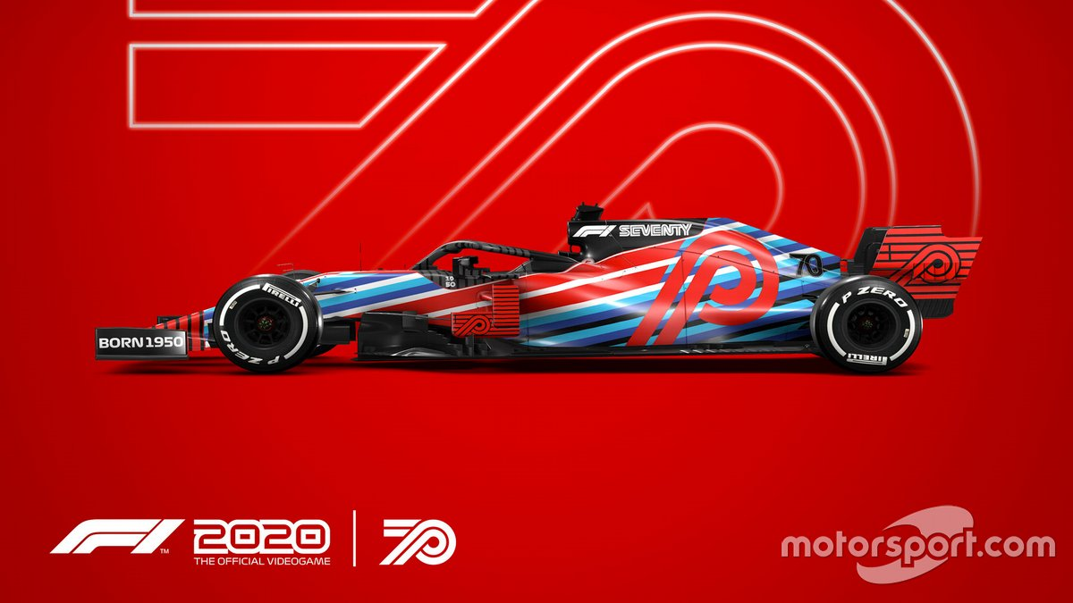 F1 2020 Custome Team